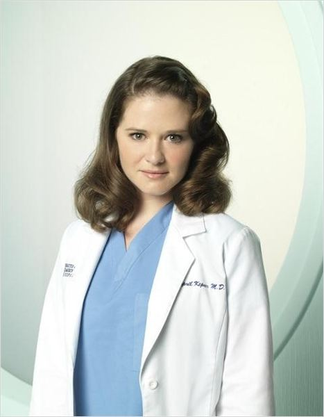 Grey's Anatomy : Photo Sarah Drew