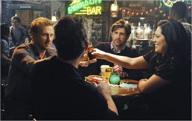 Grey's Anatomy : Photo Eric Dane, Kevin McKidd, Patrick Dempsey, Sara Ramirez