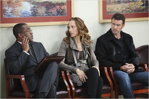 Grey&#39;s Anatomy : photo Kim Raver, Scott Foley