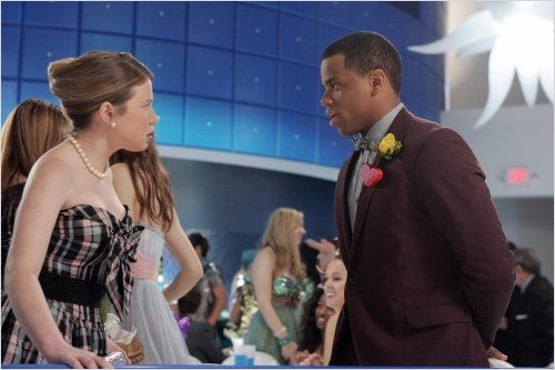 90210 Beverly Hills Nouvelle Génération : photo Hayley Holmes, Tristan Wilds