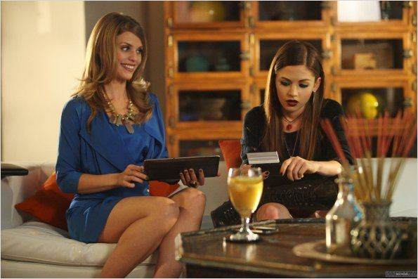 90210 Beverly Hills Nouvelle Génération : photo Annalynne McCord