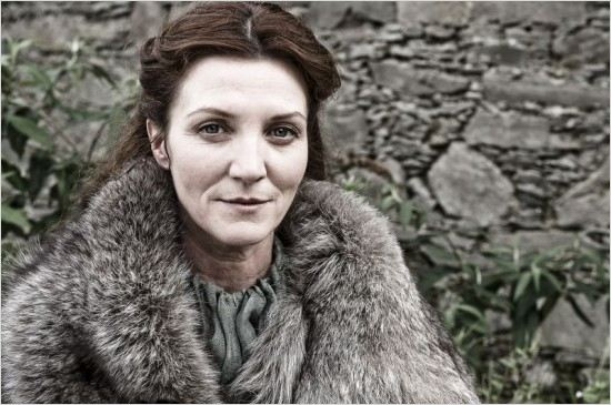 Game of Thrones : Photo Michelle Fairley
