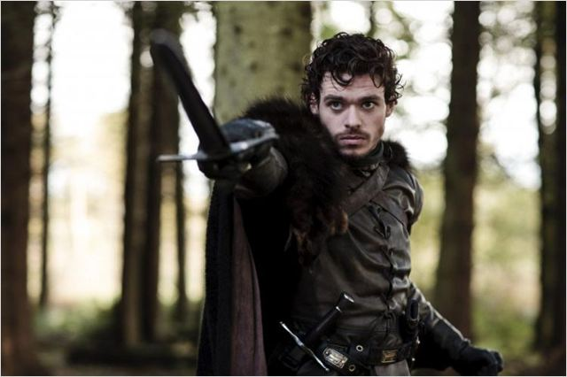 Game of Thrones : photo Richard Madden