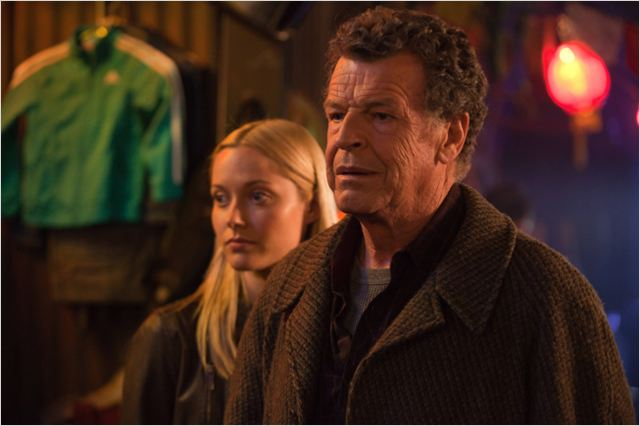 Photo Georgina Haig, John Noble