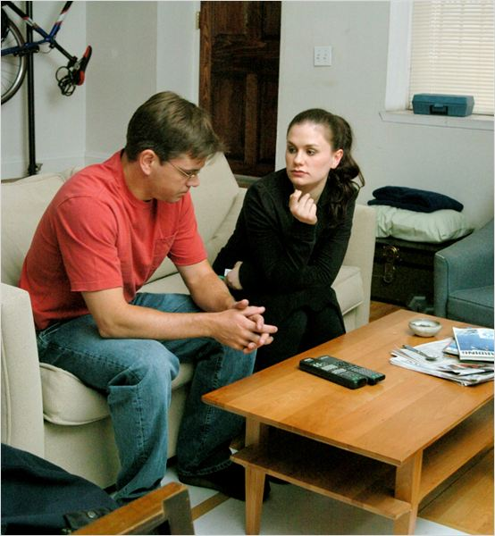 Margaret : photo Anna Paquin, Matt Damon
