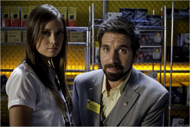 Chuck : photo Joshua Gomez, Summer Glau