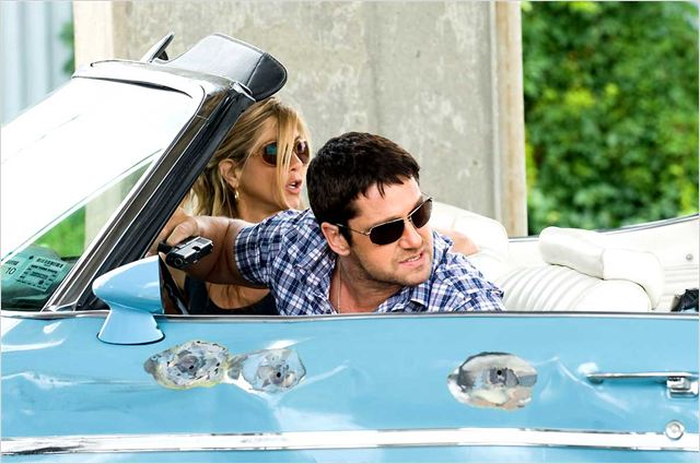 Le Chasseur de primes : photo Andy Tennant, Gerard Butler, Jennifer Aniston
