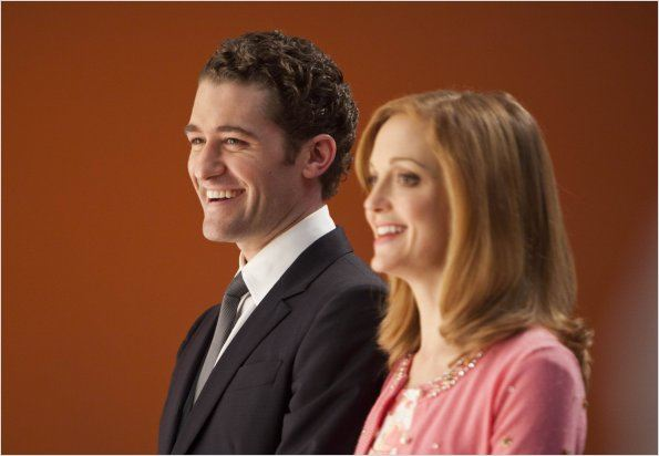 Photo Jayma Mays, Matthew Morrison