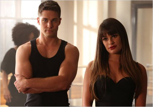 Photo Dean Geyer, Lea Michele