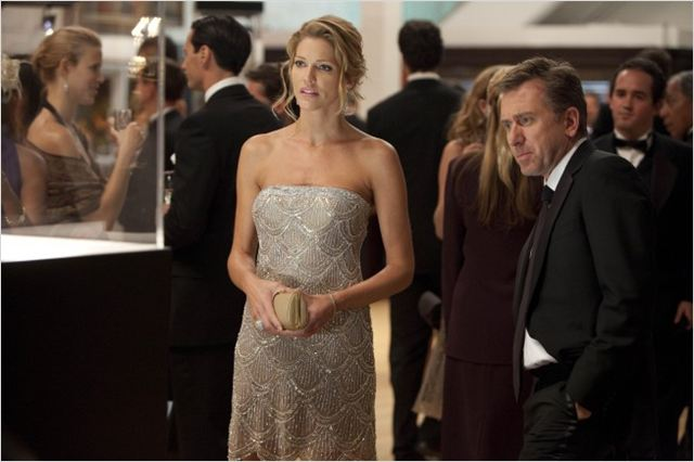 Lie To Me : Photo Tim Roth, Tricia Helfer
