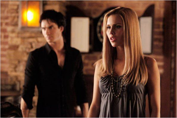 Photo Claire Holt, Ian Somerhalder