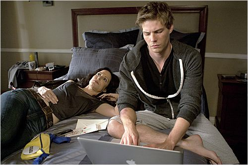 Weeds : photo Hunter Parrish, Mary-Louise Parker