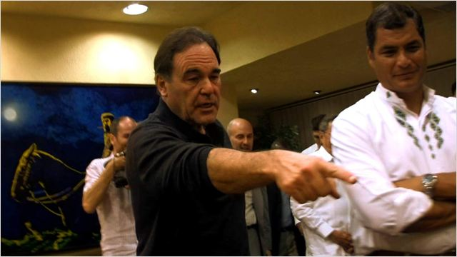Rolling With Stone : photo Oliver Stone, Sarah Bertrand