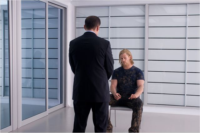 Thor : photo Chris Hemsworth, Kenneth Branagh