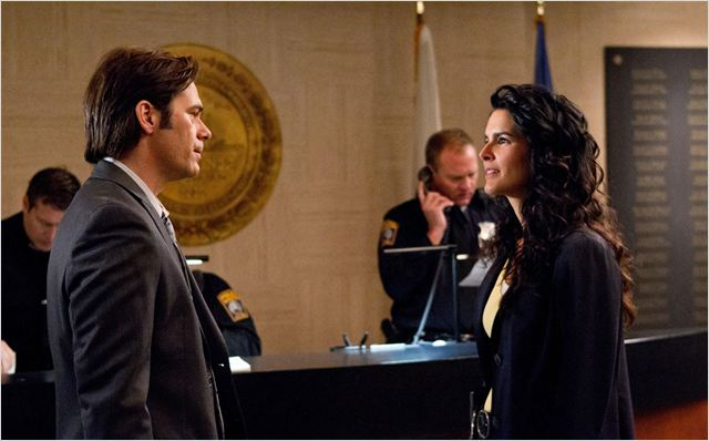 Photo Angie Harmon, Billy Burke