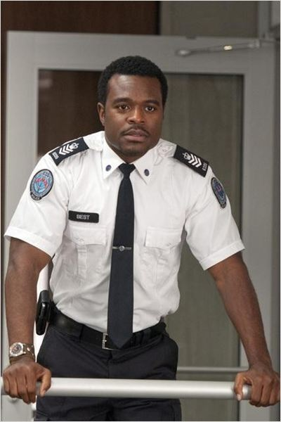 Rookie Blue : photo Lyriq Bent