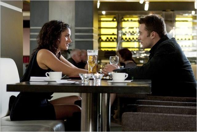 Missy Peregrym   Photo - Rookie BlueMissy Peregrym And Peter Mooney