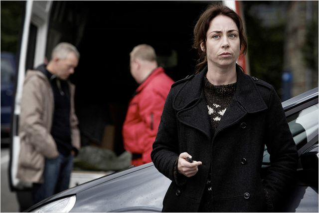 The Killing : photo Sofie Grabol, Søren Malling