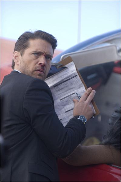 Call Me Fitz : photo Jason Priestley