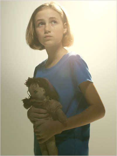 The Walking Dead : photo Madison Lintz