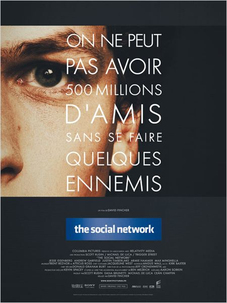 bande originale, musiques de The Social Network