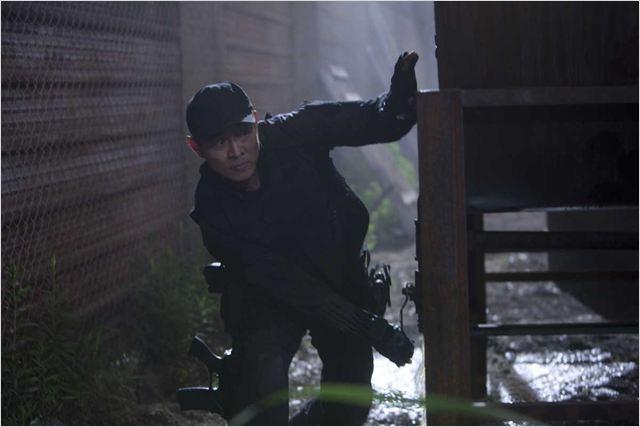Expendables : unité spéciale : Photo Jet Li, Sylvester Stallone