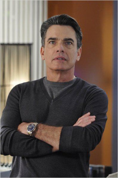 Covert Affairs : photo Peter Gallagher
