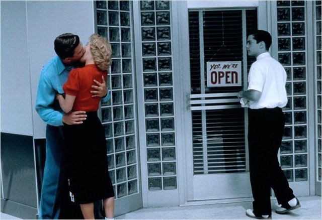 Pleasantville : Photo Gary Ross, Reese Witherspoon, Tobey Maguire