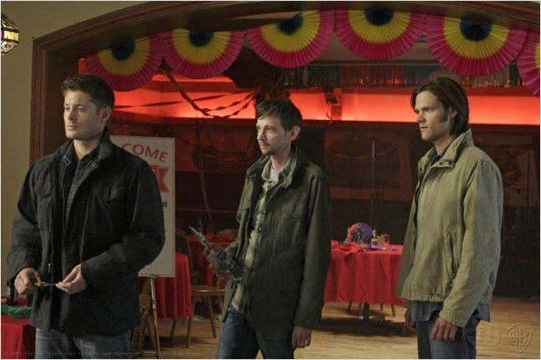 Photo DJ Qualls, Jared Padalecki, Jensen Ackles