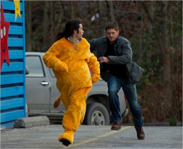 Supernatural photo de dagan nish et jensen ackles 929 sur 1 323 allocine - Jensen ackles taille ...