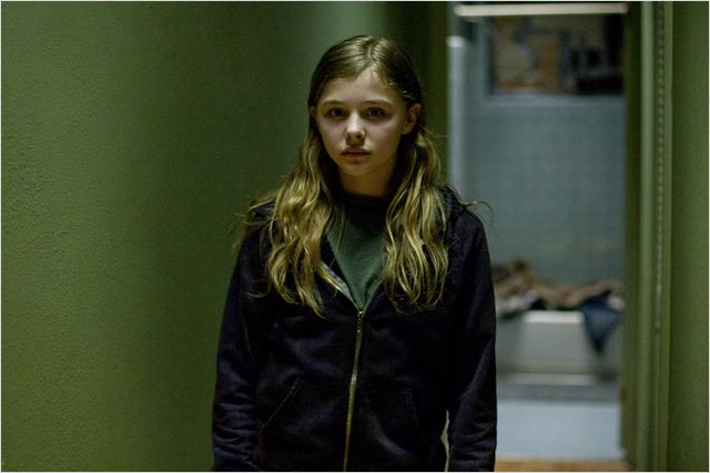 Laisse-moi entrer : photo Chlo&#235; Grace Moretz, Matt Reeves