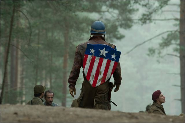 Captain America : First Avenger : photo Joe Johnston