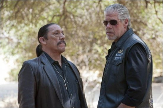 Sons of Anarchy : photo Danny Trejo, Ron Perlman