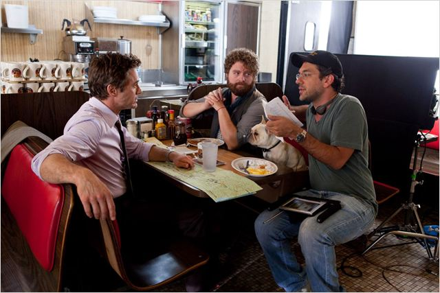 Date limite : Photo Robert Downey Jr., Todd Phillips, Zach Galifianakis