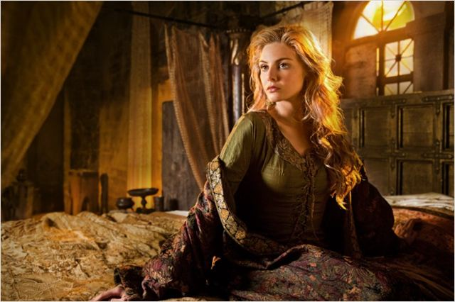 Camelot : Photo Tamsin Egerton