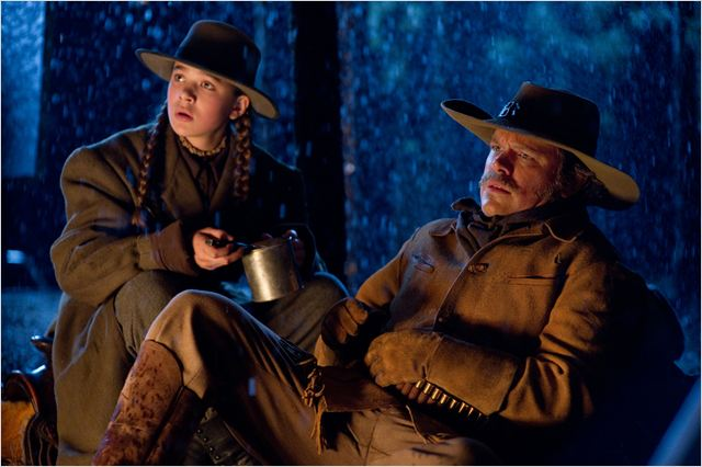 True Grit : photo Ethan Coen, Hailee Steinfeld, Joel Coen, Matt Damon