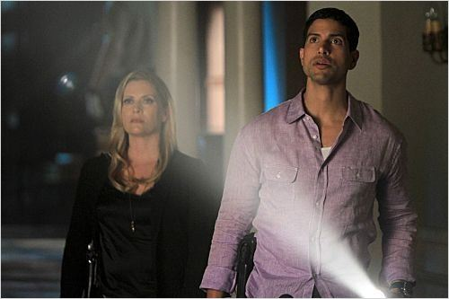 Les Experts : Miami : photo Adam Rodriguez, Emily Procter