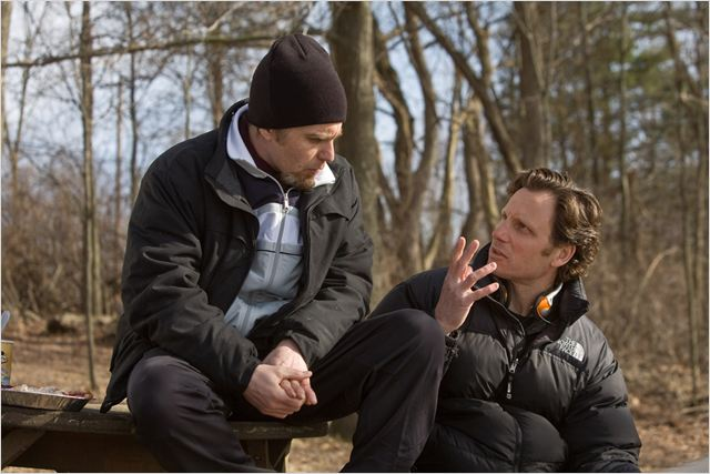 Conviction : photo Sam Rockwell, Tony Goldwyn