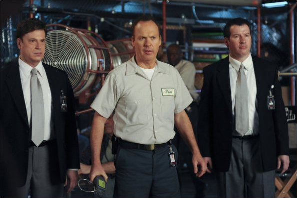 30 Rock : photo Michael Keaton
