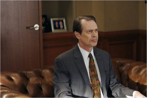 30 Rock : photo Steve Buscemi
