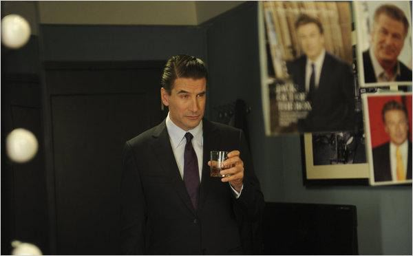 30 Rock : photo William Baldwin