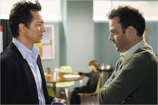 Photo Benjamin Bratt, Paul Adelstein