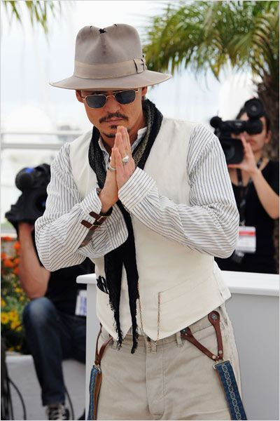 Pirates des Caraïbes : la Fontaine de Jouvence : photo Johnny Depp