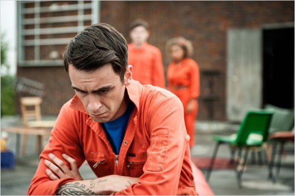 Misfits : photo Joseph Gilgun