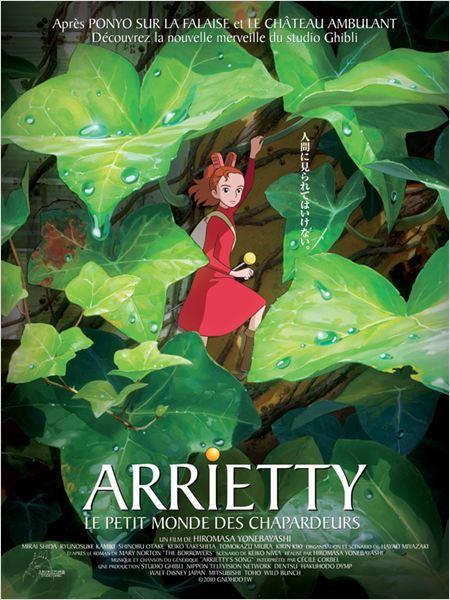 [MULTi] Arrietty le petit monde des chapardeurs [BRRiP] [TRUEFRENCH] [AC3]