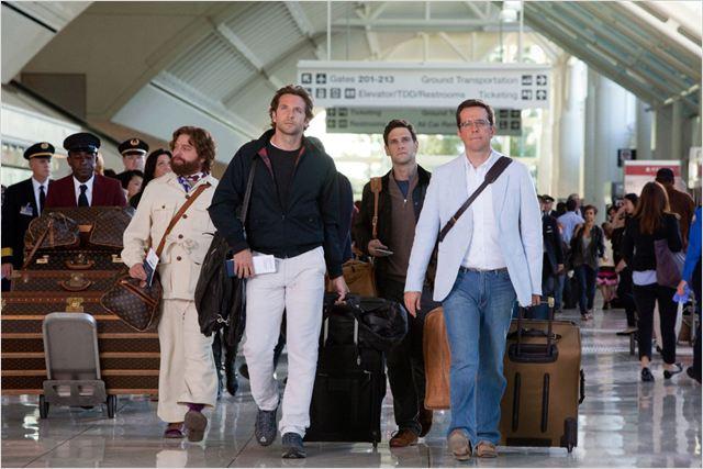 Very Bad Trip 2 : Photo Bradley Cooper, Ed Helms, Justin Bartha, Todd Phillips, Zach Galifianakis