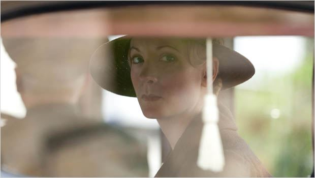 Downton Abbey : photo Joanne Froggatt