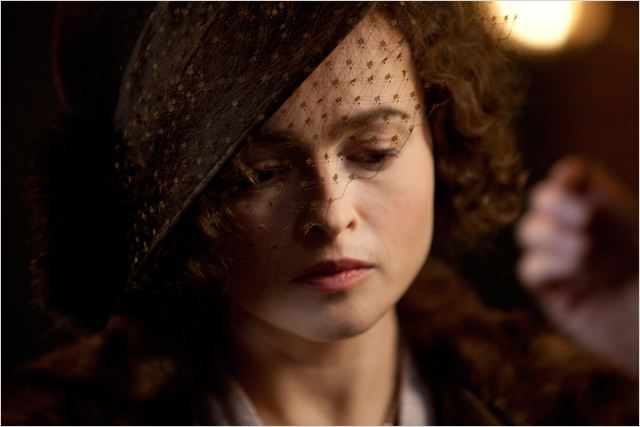 Le Discours d&#39;un roi : photo Helena Bonham Carter, Tom Hooper