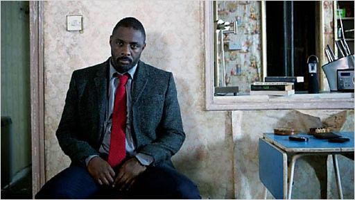 Luther : photo Idris Elba