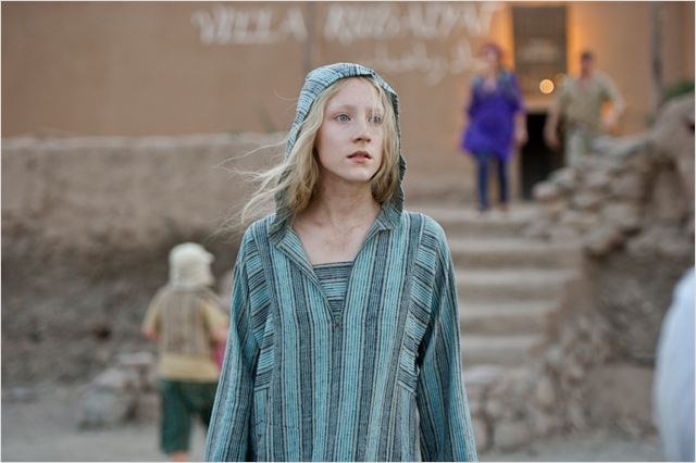 Hanna : photo Joe Wright, Saoirse Ronan